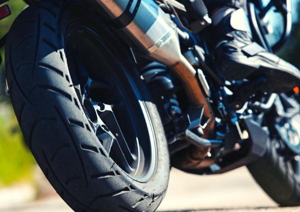 Rodage motos neuves