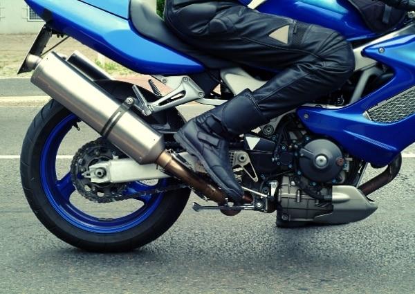 Equipement moto : bottes de moto