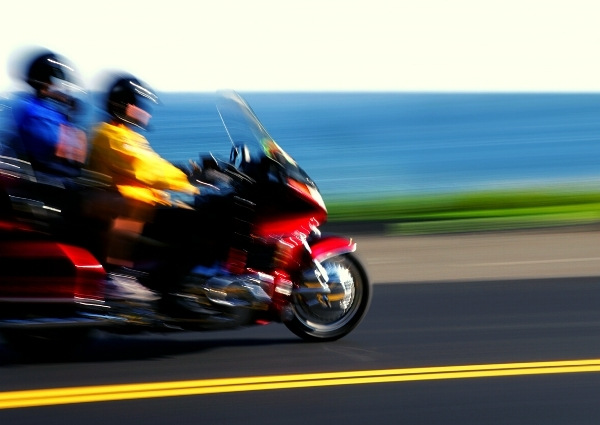 posture du passager moto